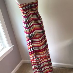 Envi Dresses - Multi color Envi maxi dress NWOT